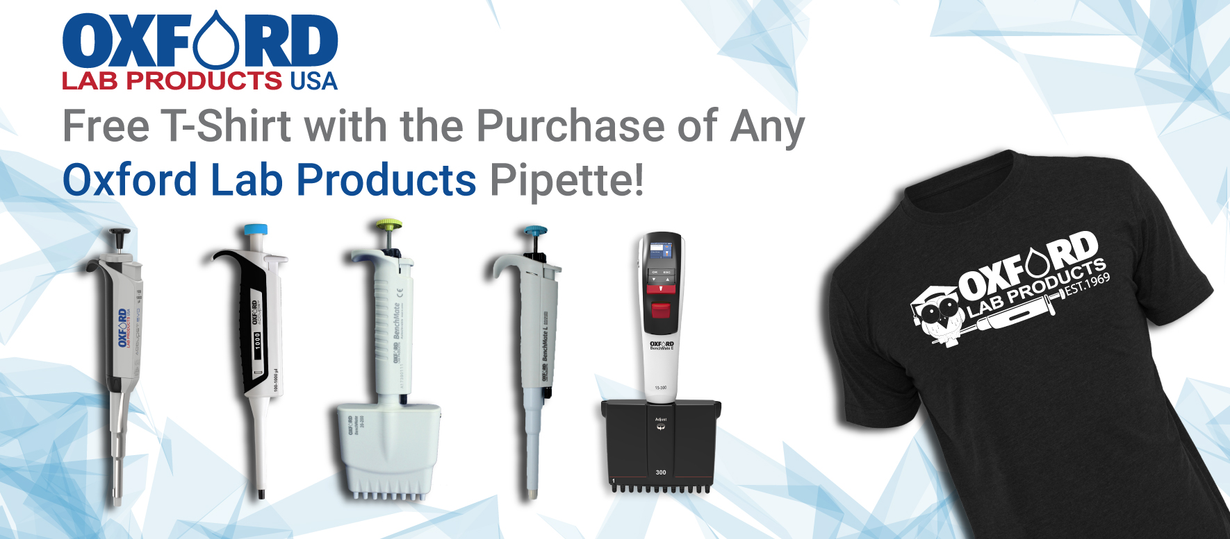 Oxford Lab Products Promo