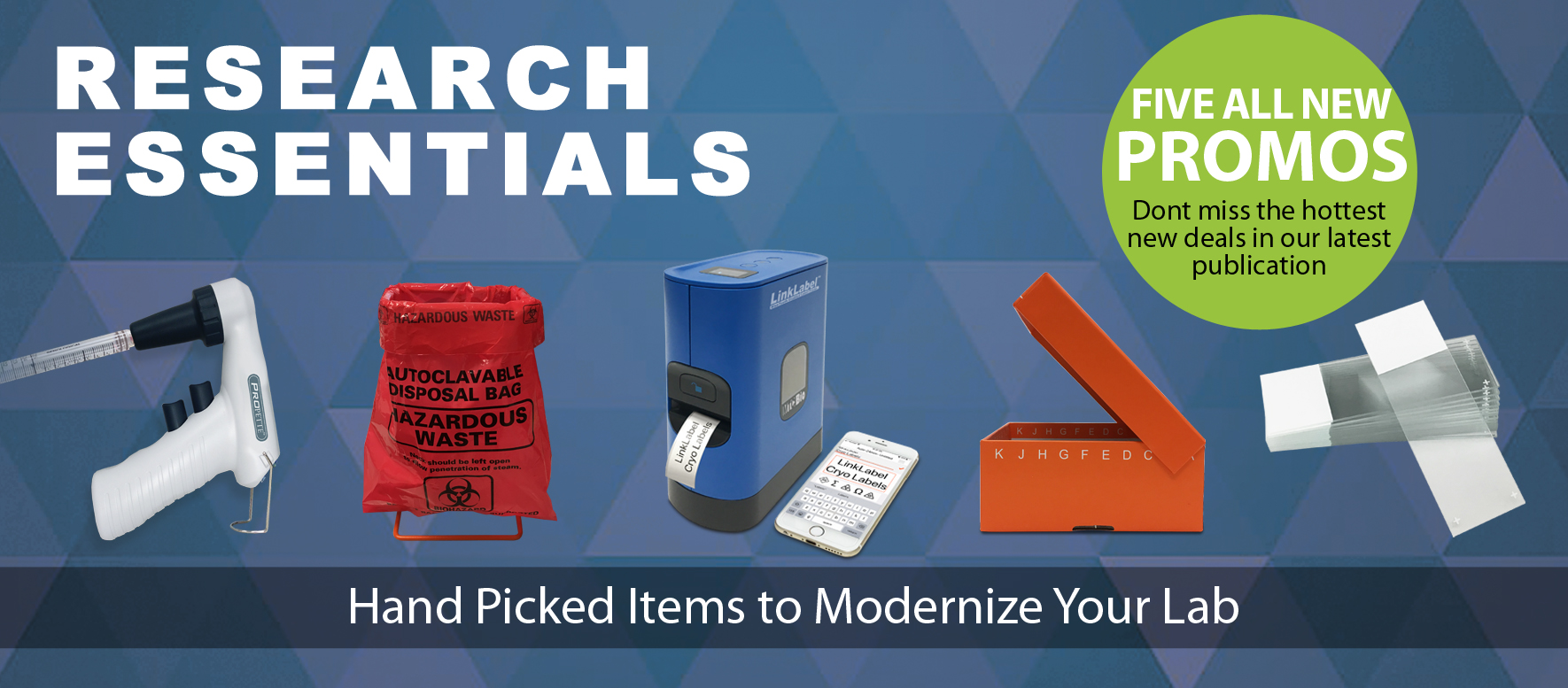 Research Essentials Promo
