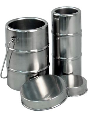 Stainless Steel Dewar Flask, 500ml