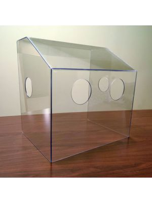 Polycarbonate Aerosol Containment Shield, 21