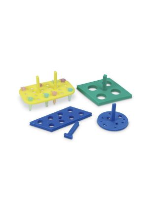 Floating Foam Tube Racks, Assorted Sizes