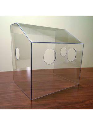 Polycarbonate Aerosol Containment Shield, 30