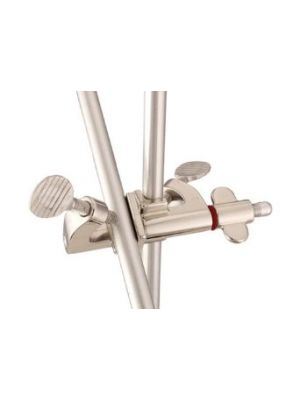 Swivel Clamp Holder, Nickel-Plated Zinc