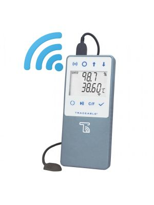TraceableLIVE® Wireless Data Logger Hygrometer/Thermometer