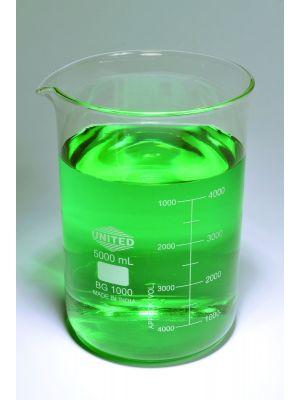 Beakers, Low Form, Borosilicate Glass, 150ml, 12/pck