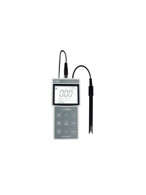 Portable pH/Conductivity, PC400S, with GLP Data Management and USB Output