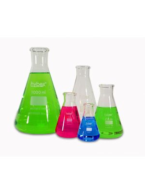 hybex™ Erlenmeyer Flask, 1000ml, 6/CS