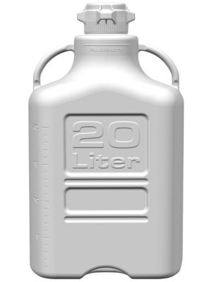 Carboy, Polypropylene (PP), No Spigot, VersaCap 83mm