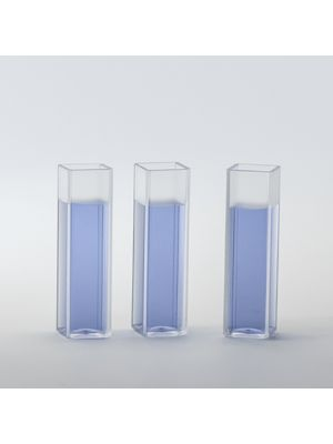 BRAND Fluorimetry Cuvettes, UV, 500 Pack