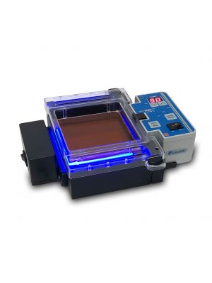 MyGel InstaView Complete Electrophoresis System, with Blue LED Illuminator
