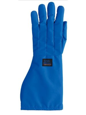 TEMPSHIELD® Cryo-Gloves®, Elbow, Large (10), Blue