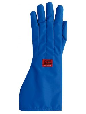 TEMPSHIELD® Waterproof Cryo-Gloves®, Elbow, Medium (9), Blue