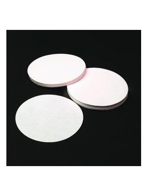 Filter Paper, Qualitative Grade 1,  11µm retention and medium flow rate, 100/pck