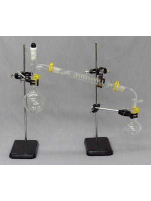 Distillation Kit with Graham Condenser, Complete, 500ml
