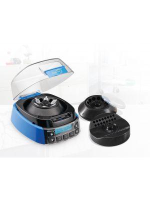 Gusto® High Speed Mini-Centrifuge  100-240VAC, 50/60Hz Universal Plug, Blue