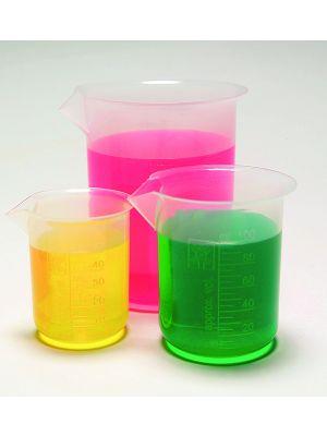 Beakers, New Style, Polypropylene (PP)