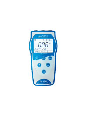 PH8500 Portable pH Meter Kit with GLP Data Logger and USB Output