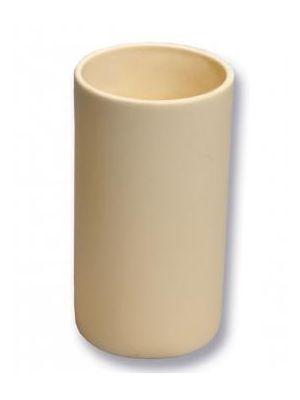Crucible, High Alumina, Tall Form