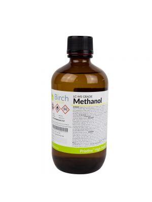 Pristine® Methanol, LC-MS Grade, 6 x 1 Liter