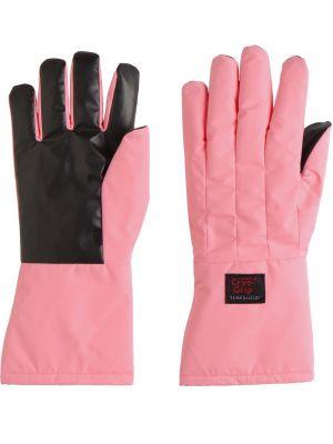 TEMPSHIELD® Waterproof Cryo-Grip® Gloves, Mid-Arm, Large (10), Pink