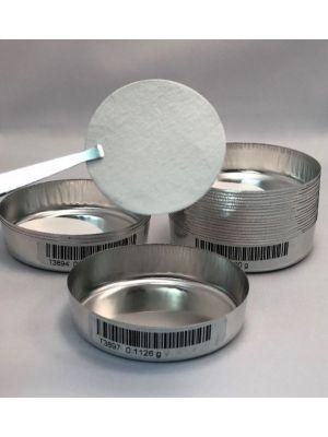 Grade 934-AH® Cut Glass fiber filter, Diameter 47 mm, Prewashed and Dried, Not Tared, TSS or VSS Procedure, 100/Pack