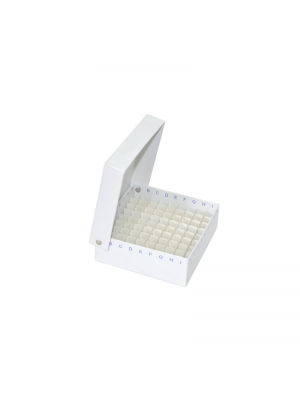 Hinged Cardboard Cryo Freezer Box, 2