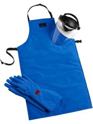 TEMPSHIELD® Cryo-Protection™ Safety Kits, Glove Size X-Large, Glove Type Elbow, Apron Size 48
