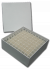 Cardboard Cryo Freezer Box, 5 1/4