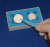 Nylon Membrane Disc Filter, 0.22 Micron, 25mm Diameter,  Non-Sterile, 100/Pack