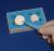 Polytetrafluoroethylene (PTFE) Membrane Disc Filter, 0.45 Micron, 90mm Diameter,  Non-Sterile, 100/Pack