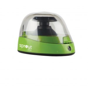 *CLEARANCE* Sprout® Plus Mini-Centrifuge 100-240VAC, 50/60Hz Universal Plug, Green