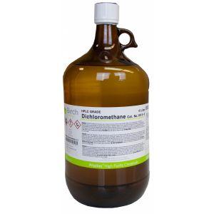 Pristine® Dichloromethane, HPLC Grade, 4 x 4 Liter