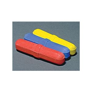 PTFE Octagonal Color-Coded Stirring Bars, Blue Only