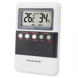 Traceable Hygrometer/Thermometer