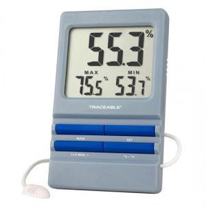 Traceable® Remote Alarm Relative Humidity/Temperature Monitor