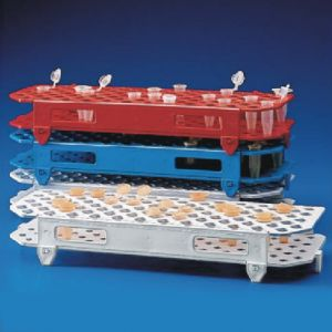 Tube Rack, Polypropylene (PP), For 25mm Tubes
