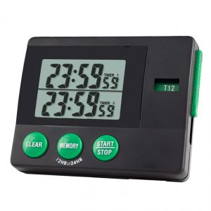 Count Up - Count Down Timer, Two-Channel, Traceable®