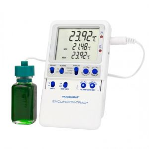 Traceable® Excursion-Trac™ USB Datalogging Vaccine Thermometer
