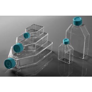 Cell Culture Flask, 75cm2 , Vented Cap, TC Treated, sterile 5/pk, 100/cs