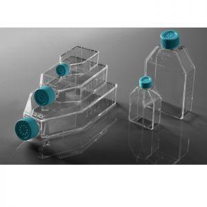 Cell Culture Flask, 25cm2 , Vented Cap, TC Treated, sterile, 10/pk, 200/cs