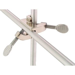 Regular Clamp Holder, Nickel-Plated Zinc