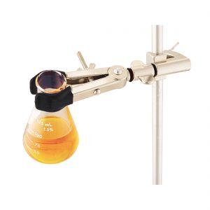 Swivel Clamp, Medium 2-Prong Single Adjust, Stainless Steel