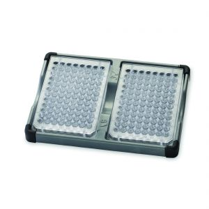 Double Microplate Holder