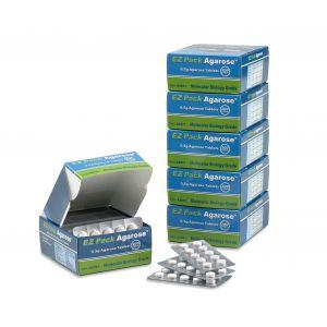 EZ Pack Agarose Tablets