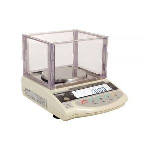 Vibra Laboratory Prime Top Loading Balance, 620g x .001g (NTEP Class I 0.01g), Pan Size 4.65