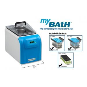 Digital Water Bath, 4L, 115V
