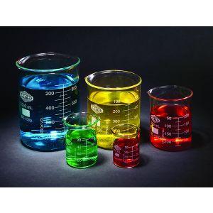 Beaker Set, Low Form, Borosilicate Glass