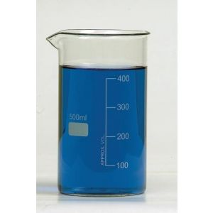Beakers, Berzelius, Tall Form without spout, Borosilicate Glass