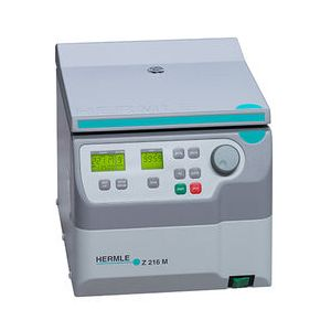 Hermle Z216-M High Speed Microcentrifuge, with Rotor Promotion, 115V