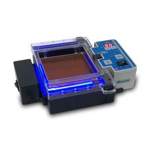 MyGel InstaView Complete Electrophoresis System, with Blue LED Illuminator